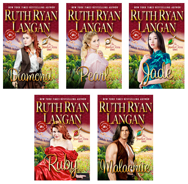 Jewels of Texas Historical Romance Series