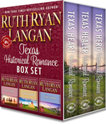 Texas Historical Romance Box Set